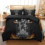 Ride or DieV23D Customize Bedding Set Duvet Cover SetBedroom Set Bedlinen
