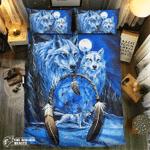 Wolf Collection #091593D Customize Bedding Set Duvet Cover SetBedroom Set Bedlinen