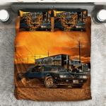 Smokey And The Bandit V2 3D Customize Bedding Set Duvet Cover SetBedroom Set Bedlinen