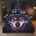 WolfPainting 3D VividTwill Cool etTwin Full Queen King3D Customize Bedding Set Duvet Cover SetBedroom Set Bedlinen