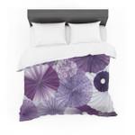 "Heidi Jennings ""Lavender Wishes"" Purple Cotton3D Customize Bedding Set Duvet Cover SetBedroom Set Bedlinen"