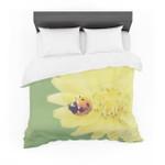 """Little Lady"" Ladybug Featherweight3D Customize Bedding Set Duvet Cover SetBedroom Set Bedlinen"