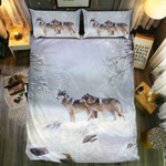 nM pecial WolfCollection #453D Customize Bedding Set Duvet Cover SetBedroom Set Bedlinen