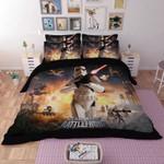Star Wars Cosplay et Bedroomet Bed 3D Printing3D Customize Bedding Set/ Duvet Cover Set/  Bedroom Set/ Bedlinen