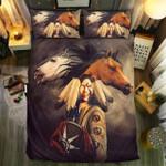 pecial HorseCollection #53D Customize Bedding Set Duvet Cover SetBedroom Set Bedlinen