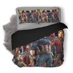 Marvel Avenger End Game 3 D Customized Bedding Sets Duvet Cover Set Bedroom set Bedlinen 8
