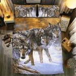 Wolf Collection #0913123D Customize Bedding Set Duvet Cover SetBedroom Set Bedlinen