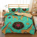 Animal Giraffe Bedroom Decor Duvet Cover Cover Queenize 3d3D Customize Bedding Set Duvet Cover SetBedroom Set Bedlinen