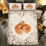 Fox Collection #0911113D Customize Bedding Set Duvet Cover SetBedroom Set Bedlinen