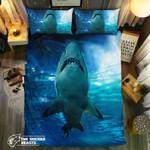 Dangeroushark Blueea3D Customize Bedding Set Duvet Cover SetBedroom Set Bedlinen