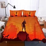 Fortnite Night Theme Digital Printinghousehold Items Oranges3D Customize Bedding Set Duvet Cover Setbedroom Set Bedlinen