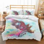 3D Customize Eagle et Bedroomet Bed3D Customize Bedding Set Duvet Cover SetBedroom Set Bedlinen