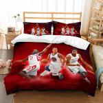 3D Customize James Hardentephen Curry Anthony Davis et Bedroomet Bed3D Customize Bedding Set Duvet Cover SetBedroom Set Bedlinen