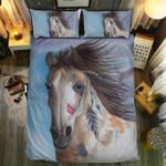 pecial HorseCollection #203D Customize Bedding Set Duvet Cover SetBedroom Set Bedlinen