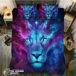 DefaultFirst Born Lion3D Customize Bedding Set Duvet Cover SetBedroom Set Bedlinen
