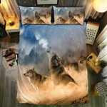 SnM pecial WolfCollectionC082953D Customize Bedding Set Duvet Cover SetBedroom Set Bedlinen