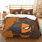3D Customize Deathstroke et Bedroomet Bed3D Customize Bedding Set Duvet Cover SetBedroom Set Bedlinen