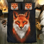 Fox Collection #0908223D Customize Bedding Set Duvet Cover SetBedroom Set Bedlinen