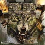 Wolf Collection #090693D Customize Bedding Set Duvet Cover SetBedroom Set Bedlinen