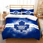 3D Customize Toronto Maple Leafs et Bedroomet Bed3D Customize Bedding Set Duvet Cover SetBedroom Set Bedlinen