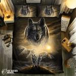 Wolf Collection #0906123D Customize Bedding Set Duvet Cover SetBedroom Set Bedlinen