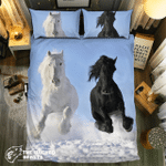 Horse Collection #0830073D Customize Bedding Set Duvet Cover SetBedroom Set Bedlinen