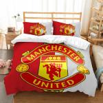 3D Customize Manchester United et Bedroomet Bed3D Customize Bedding Set Duvet Cover SetBedroom Set Bedlinen