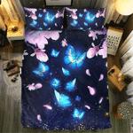 Butterfly Collection #09081 3D Customize Bedding Set Duvet Cover SetBedroom Set Bedlinen