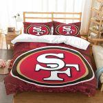 3D Customizean Francisco 49ers et Bedroomet Bed3D Customize Bedding Set Duvet Cover SetBedroom Set Bedlinen