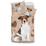 I Love Jack Russell Terriersfor Lovers of Jack RussellsGearWanta3D Customize Bedding Set Duvet Cover SetBedroom Set Bedlinen