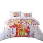 Indian Elephant Boho tyle PQ 9008 PQ ART HOP 3D Customized Bedding Sets Duvet Cover Bedlinen Bed set