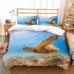 3D Customize Turtles et Bedroomet Bed3D Customize Bedding Set Duvet Cover SetBedroom Set Bedlinen