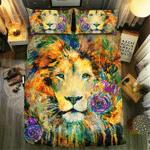 Lion Collection #0906113D Customize Bedding Set Duvet Cover SetBedroom Set Bedlinen