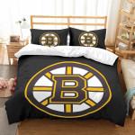 3D Customize Boston Bruins et Bedroomet Bed3D Customize Bedding Set Duvet Cover SetBedroom Set Bedlinen