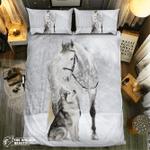 Wolf Collection #091023D Customize Bedding Set Duvet Cover SetBedroom Set Bedlinen