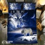 Wolf Collection #091923D Customize Bedding Set Duvet Cover SetBedroom Set Bedlinen