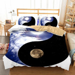 Yin and Yang Taichi Theme Home Decoration Printing Bedroom Cover Duvet Cover Covers3D Customize Bedding Set Duvet Cover SetBedroom Set Bedlinen