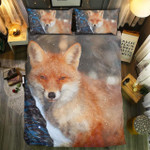 FOX COLLECTION #0830093D Customize Bedding Set Duvet Cover SetBedroom Set Bedlinen