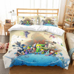 3D Customize The Legend Of Zelda et Bedroomet Bed3D Customize Bedding Set/ Duvet Cover Set/  Bedroom Set/ Bedlinen