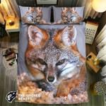 Gray Fox #092483D Customize Bedding Set Duvet Cover SetBedroom Set Bedlinen
