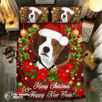 Dog Christmas Collection #090823D Customize Bedding Set Duvet Cover SetBedroom Set Bedlinen