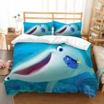 3D Customize  Finding Dory et Bedroomet Bed3D Customize Bedding Set/ Duvet Cover Set/  Bedroom Set/ Bedlinen