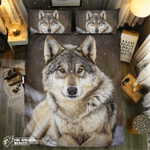 Wolf Collection #0919113D Customize Bedding Set Duvet Cover SetBedroom Set Bedlinen