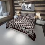 Dior Inspired #3 3D Customized Bedding Sets Duvet Cover Bedlinen Bed set