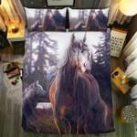 pecial Unicorn#0828403D Customize Bedding Set Duvet Cover SetBedroom Set Bedlinen