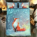 Fox Collection #0911213D Customize Bedding Set Duvet Cover SetBedroom Set Bedlinen