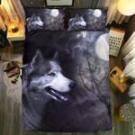 WOLF COLLECTION #0828183D Customize Bedding Set Duvet Cover SetBedroom Set Bedlinen