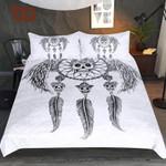 ugarkulls  Queen  Dreamcatcher With Wings Retro Bedclothes Mandala Gothic Home Textiles3D Customize Bedding Set/ Duvet Cover Set/  Bedroom Set/ Bedlinen
