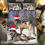 Wolf Collection #091273D Customize Bedding Set Duvet Cover SetBedroom Set Bedlinen