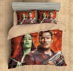 3D Customize Guardians of the Galaxy #7 3D Customized Bedding Sets Duvet Cover Bedlinen Bed set